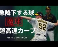 やっぱり元阪神のPJは凄かった