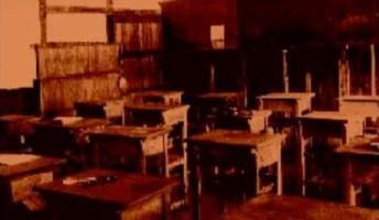 【閲覧注意】学校にまつわる怖い話『こっくりさんの衝撃波』『伏せて飾る絵』