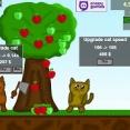 猫がリンゴの木を切る放置ゲーム Apple Tree Idle