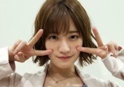 ちょいセクシーw 中田花奈ちゃんのこの髪型いいなwwwww