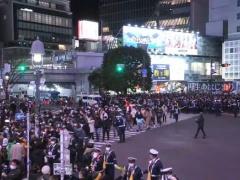 【悲報】渋谷、人だらけ…