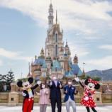 『【香港最新情報】「ディズニー、芸能人を親善大使に」』の画像