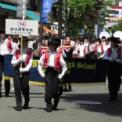 2015年横浜開港記念みなと祭国際仮装行列第63回ザよこはまパレード その47(鵠沼高等学校マーチングバンド部)
