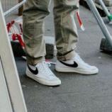 『5/20 発売 Nike Blazer Mid '77 VNG(ナイキ ブレーザー MID '77 ビンテージ)BQ6806-100』の画像