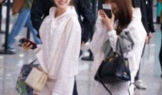 【乃木坂46】足出てる!堀未央奈と鈴木絢音の双子コーデが可愛すぎ!