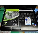 『HP Pavilion dv7 Notebook PC ハードディスク交換修理』の画像