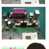 『DELLマザーボード コンデンサ交換』の画像