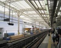 『横浜駅 横須賀線・湘南新宿ラインのホームが広くなりました』の画像