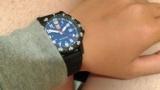 ニートだけど腕時計買ったから見ろ(※画像あり)