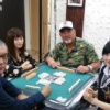 【速報】須藤凛々花が憧れの福本伸行と麻雀で対戦