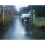 『雨がしとしと』の画像