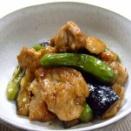 鶏のさっぱり生姜焼き
