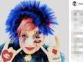【画像】黒柳徹子のハロウィンの仮装姿がめっちゃロックwwwww