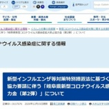 『酒類の提供を行う飲食店は必ずチェック! 岐阜県新型コロナウイルス 感染症拡大防止協力金(第2弾)』の画像