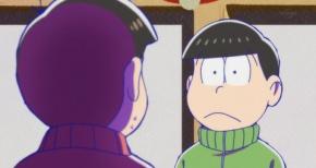 【おそ松さん 2期】第13話 感想 トド松の消失…?