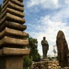 『 兵庫区、清盛塚に』の画像