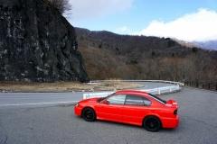 赤が似合う車はかっこいいんだ