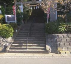 いぬねこ神社(地震の情報ではありません)