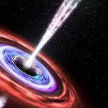 『ブラックホールの中身って興味あるよね』の画像