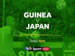 <トゥーロン国際>【 U23日本代表×ギニア 】試合終了!後半は両チーム得点なく、2-1で日本勝利!