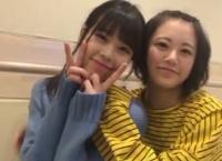 吉川七瀬と濵咲友菜による長久玲奈の歌モノマネww