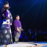 『【お客様向】ステージ演出に大相撲元行司呼出はいかが?』の画像