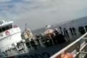 ベトナム政府、中国艦船の体当たり映像を報道各社に配布…似たような映像見たぞ?仙石、うっ頭が