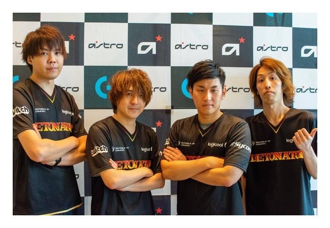 日本で一番人気のプロゲームチーム、かっこよすぎるwwwwwwwww