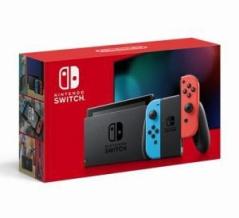 【ヤマダウェブコムで抽選受付中】Nintendo Switch Joy-Con(L) ネオンブルー・(R) ネオンレッド/リングフィット アドベンチャー