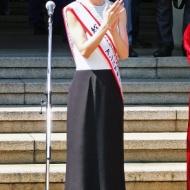 剛力彩芽、神奈川県知事から「もう、ぼくは剛力彩芽さんの大ファンでね」と言われ照れまくり アイドルファンマスター