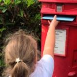 『【イギリスから心温まるニュース】天国から届いたラブレター』の画像