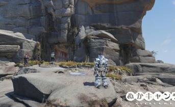 Fallout 76:新たに実装されたVaultの入り口が見つかる
