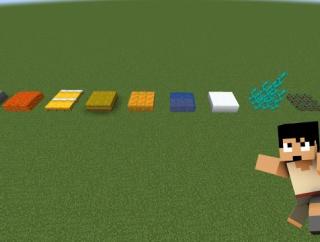 【カズチャンネル】【落下検証】ダメージを軽減するブロックどの高さまで行ける? 【Minecraft】#shorts