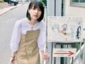 【画像】能年玲奈さん、貧胸のくせにエッチな胸元の服を着てしまう wwwww