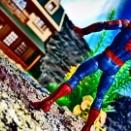 HP更新しました。  スパイダーマン.ホーム・カミング.ヴァルチャーシリーズ.〔マーベルレジェンド 6インチ アクションフィギュア 〕アメトイ レビュー