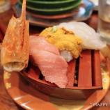 『金沢で香箱蟹を食べる旅:本当に大行列!もりもり寿し(香箱蟹4杯目)』の画像
