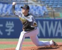 【阪神】開幕投手の西勇は3回5安打3失点