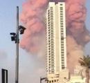 【レバノン】首都ベイルート、港の倉庫で大爆発 硝酸アンモニウム2750トン保管 78人死亡、4000人以上が負傷