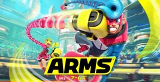 『ARMS(アームズ)』、使用率&勝率の高いファイター、TOP3が発表!