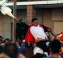 ガンの首をもげるまで引っ張る、スペインの伝統行事