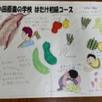 「はたけの学校」菜園日記