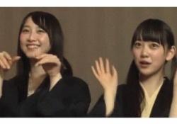【乃木坂46】この頃の堀未央奈&松井玲奈、めっちゃ美少女だなwwwww※動画あり