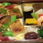 『店頭売りの弁当』の画像
