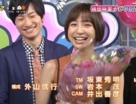 篠田麻里子、劣化したらキンタマフェイスになる