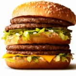 『倍バーガー!マクドナルドで3月19日(月)から販売開始!』の画像