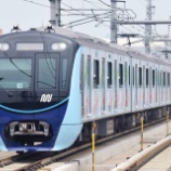 『【ジャカルタ地下鉄】顔面真っ青になったTs4』の画像