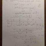 『2019年岐阜大学理系数学5番【数学Ⅲ】e×三角関数の微分、定積分 』の画像