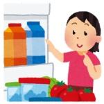 嫁の冷蔵庫の使い方がおかしい!