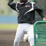 『【野球】69歳打撃投手がフレッシュ球宴出場! ロッテ・池田重喜さん』の画像