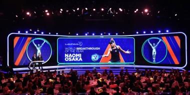【朗報】大坂なおみが日本人初のローレウス賞受賞。年間最優秀成長選手に選ばれるwwwwww